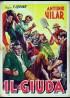 affiche du film JUDAS (LE)