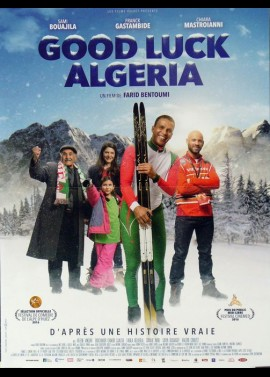 GOOD LUCK ALGERIA movie poster