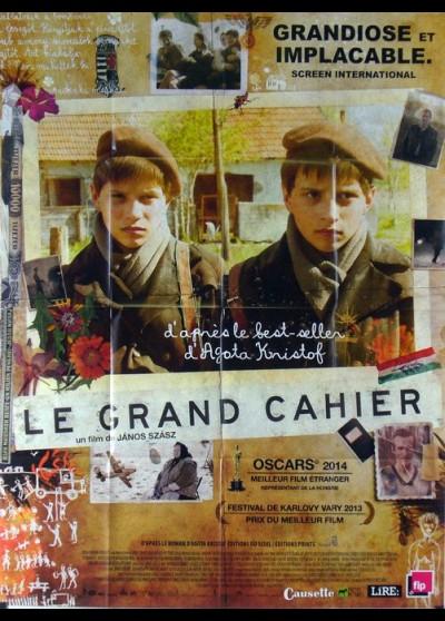 affiche du film GRAND CAHIER (LE)