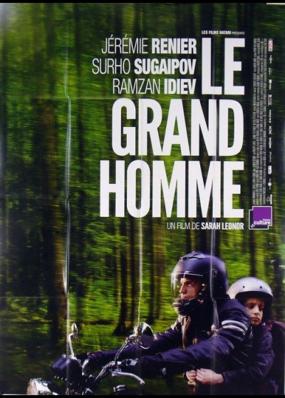 GRAND HOMME (LE) movie poster