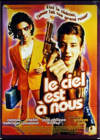 affiche du film CIEL EST A NOUS (LE)
