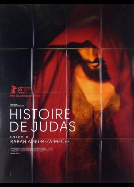 affiche du film HISTOIRE DE JUDAS