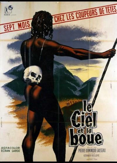 affiche du film CIEL ET LA BOUE (LE)