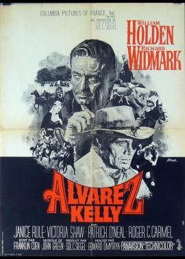 ALVAREZ KELLY movie poster