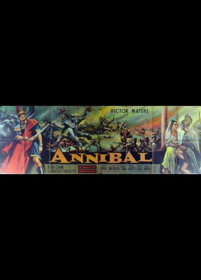 ANNIBALE movie poster