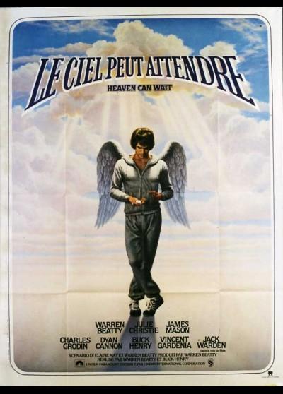 affiche du film CIEL PEUT ATTENDRE (LE)