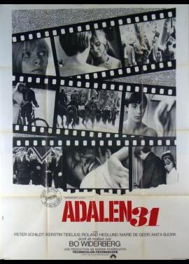 affiche du film ADALEN 31
