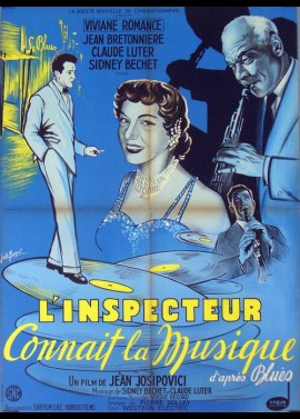 INSPECTEUR CONNAIT LA MUSIQUE (L') movie poster