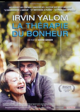 YALOM'S CURE movie poster