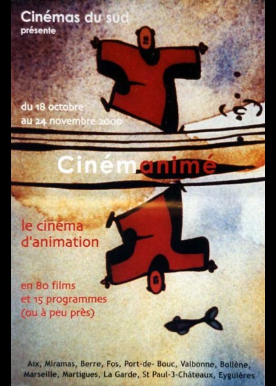 affiche du film CINEMANIME FESTIVAL