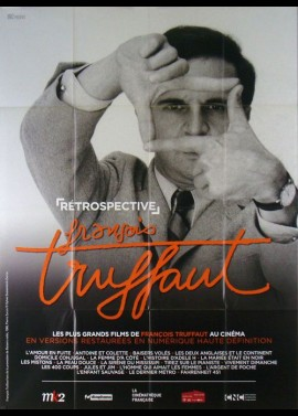 FRANCOIS TRUFFAUT RETROSPECTIVE movie poster