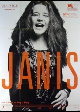 JANIS LITTLE GIRL BLUE movie poster