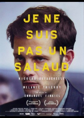 JE NE SUIS PAS UN SALAUD movie poster