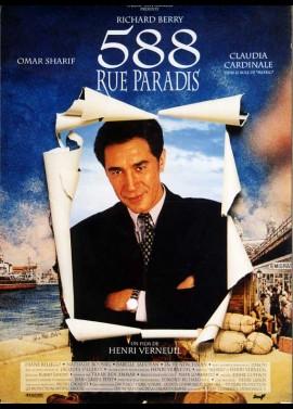 588 RUE PARADIS movie poster