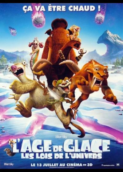 affiche du film AGE DE GLACE 5 (L')