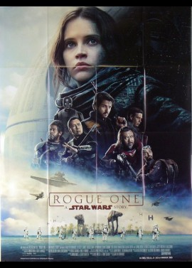 affiche du film STAR WARS ROGUE ONE