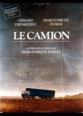 CAMION (LE) movie poster