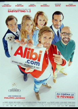 ALIBI.COM movie poster