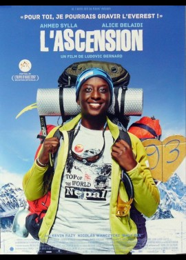 ASCENSION (L') movie poster