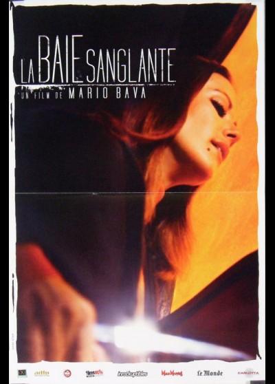 REAZIONE A CATENA movie poster