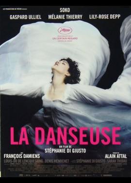 affiche du film DANSEUSE (LA)