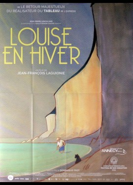 LOUISE EN HIVER movie poster