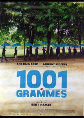 1001 GRAM movie poster
