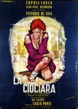 affiche du film CIOCIARA (LA)