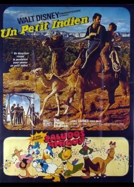 affiche du film UN PETIT INDIEN