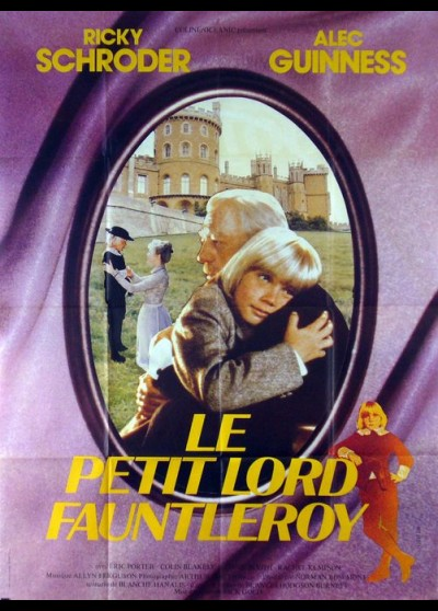 LITTLE LORD FAUNTLEROY movie poster