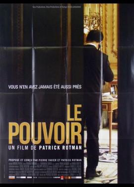affiche du film POUVOIR (LE)