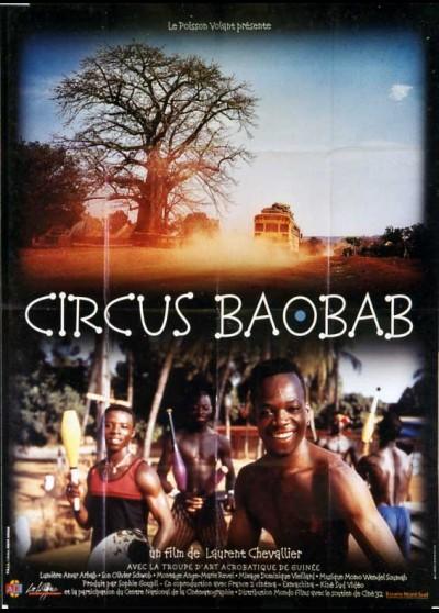 affiche du film CIRCUS BAOBAB