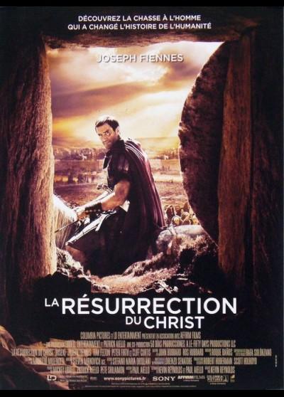 affiche du film RESURRECTION DU CHRIST (LA)
