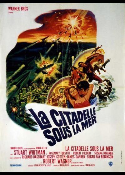affiche du film CITADELLE SOUS LA MER (LA)