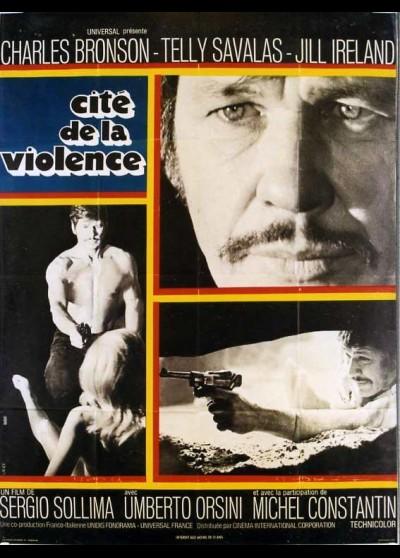 affiche du film CITE DE LA VIOLENCE (LA)