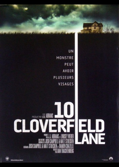 10 CLOVERFIELD LANE movie poster