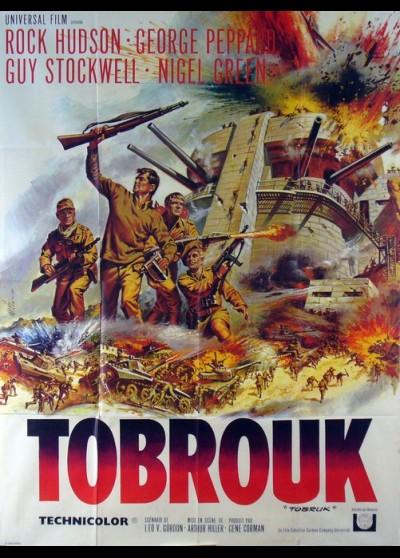 TOBRUK movie poster