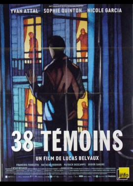 38 TEMOINS movie poster