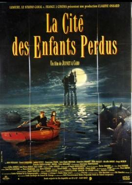 CITE DES ENFANTS PERDUS (LA) movie poster