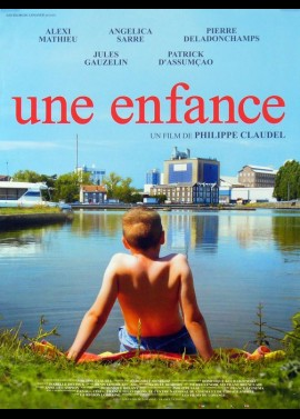 UNE ENFANCE movie poster
