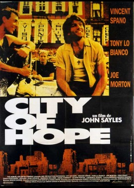 affiche du film CITY OF HOPE
