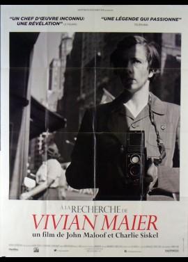 affiche du film A LA RECHERCHE DE VIVIAN MAIER