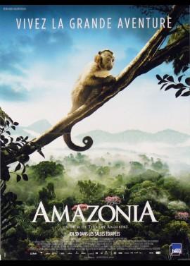 AMAZONIA movie poster