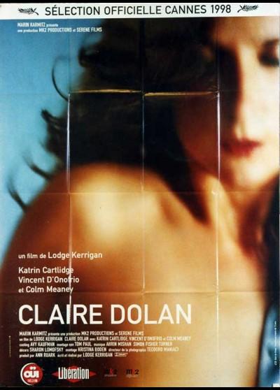 affiche du film CLAIRE DOLAN
