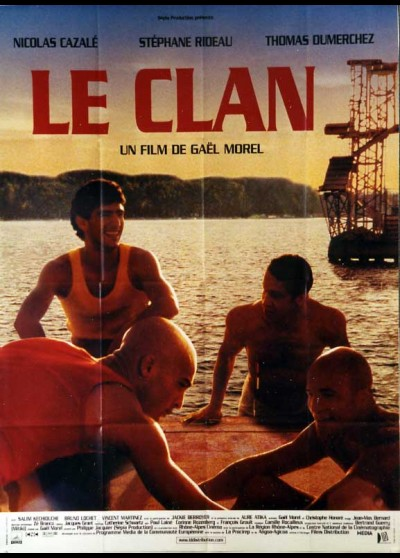 CLAN (LE) movie poster
