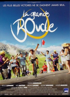 GRANDE BOUCLE (LA) movie poster