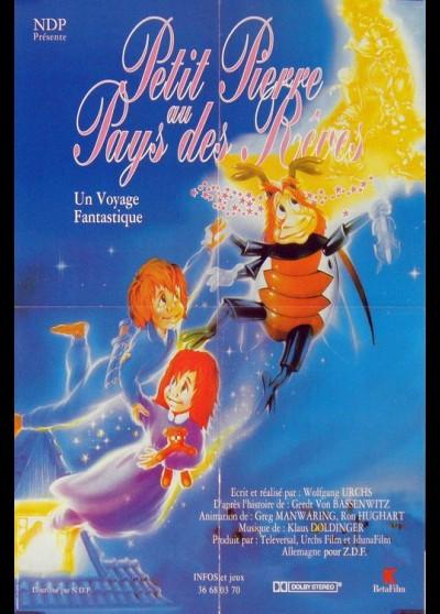 PETERCHENS MONDFAHRT movie poster