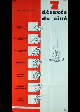 affiche du film SEPT DESAXES DU CINE (LES)