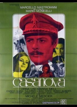 CASANOVA 70 movie poster