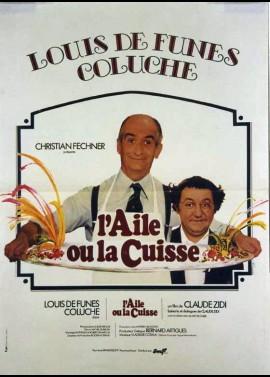 affiche du film AILE OU LA CUISSE (L')